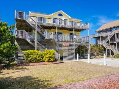 Photo for JULY 10 WEEK OPEN! Semi Oceanfront w/ private pool, game rm, & hot tub