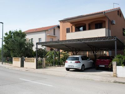 Photo for Apartment in Zadar - Diklo (Zadar), capacity 4+2