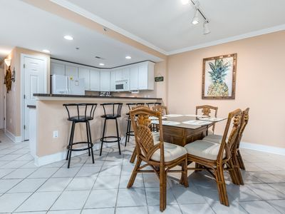 Photo for Relax in Mid-Town Ocean City - Wi-Fi, Upgraded Cable & Rooftop Pool!