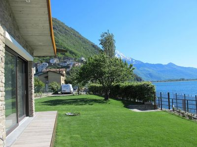 Photo for Vacation home Brezza di Lago (LMZ330) in Lago di Mezzola - 6 persons, 2 bedrooms