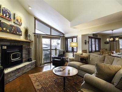 RA520 by Mountain Resorts: Lovely condo in Resort setting! Lots of Amenities!