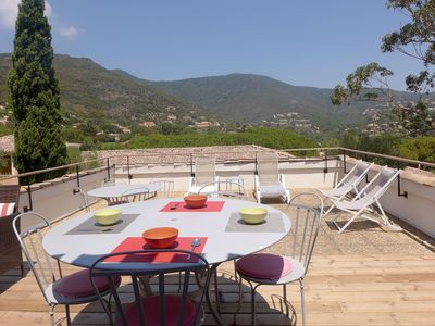 Photo for 1BR Apartment Vacation Rental in Le Lavandou, Provence-alpes-côte D'azur