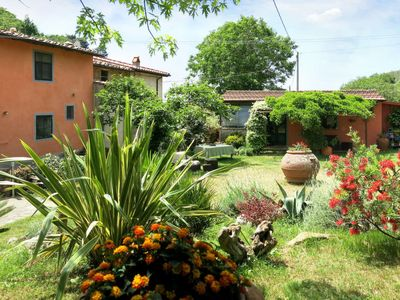 Photo for Vacation home Casa Ruscello (SGT180) in San Giuliano Terme - 10 persons, 3 bedrooms