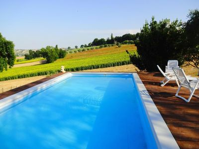 Photo for 5BR Country House / Chateau Vacation Rental in Mondavio, Marche