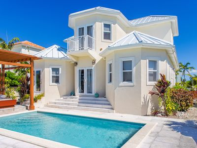 Photo for Waterfront Home In Leeward