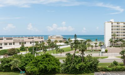 Photo for Enjoy your next vacation with a views of the ocean and estuary from this lovely 2/2 condo. OW3-506