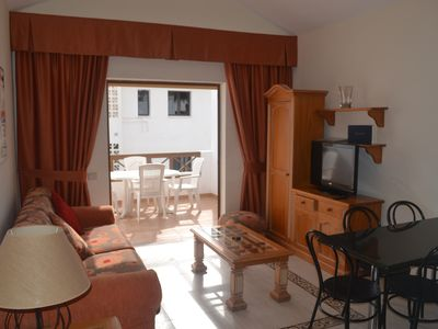 Photo for Lovely apartment in Old Town Puerto del Carmen
