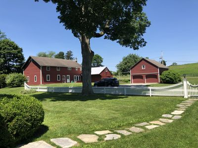Photo for Hudson Valley - Picardy Farm: The Barn