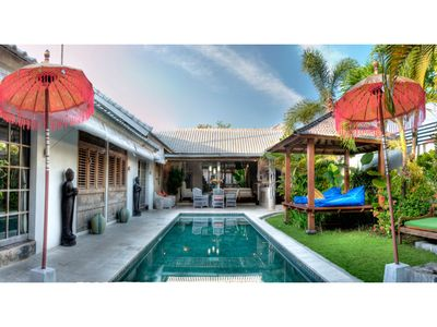 Photo for Yogan, Luxury 3 Bedroom Villa, Eat St - Central Seminyak