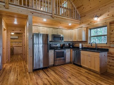 Visit the Plains Bison Cabin! Newly opened April 2017!