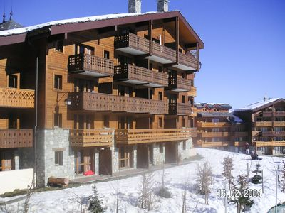 Photo for Apartment, view of mountains, direct access to the slopes, 6 people, 2 bedrooms