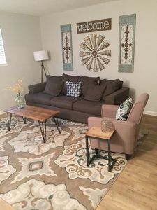 Photo for Comfy two bedroom apartment