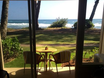 Photo for *Steps to the Beach*Direct Oceanfront*Air*King Bed!*Free WiFi*Great Value*