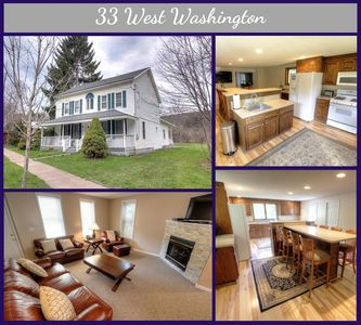 Photo for 33 W. Washington - Large Village Home with Room for the Whole Family!