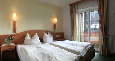Photo for Wieserhorn view - Hotel Gasthof Botenwirt