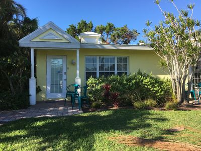 Photo for Wonderful Canal Front Condo! See Manatees Right From Your Doorstep!