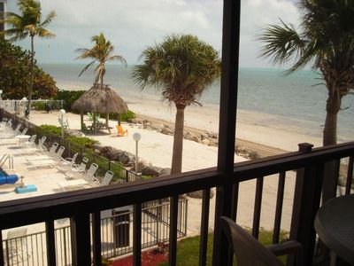 Photo for DIRECTLY ON THE OCEAN - BEACHFRONT