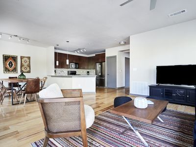 Photo for Sonder | Pearl District | Sleek 3BR + Balcony