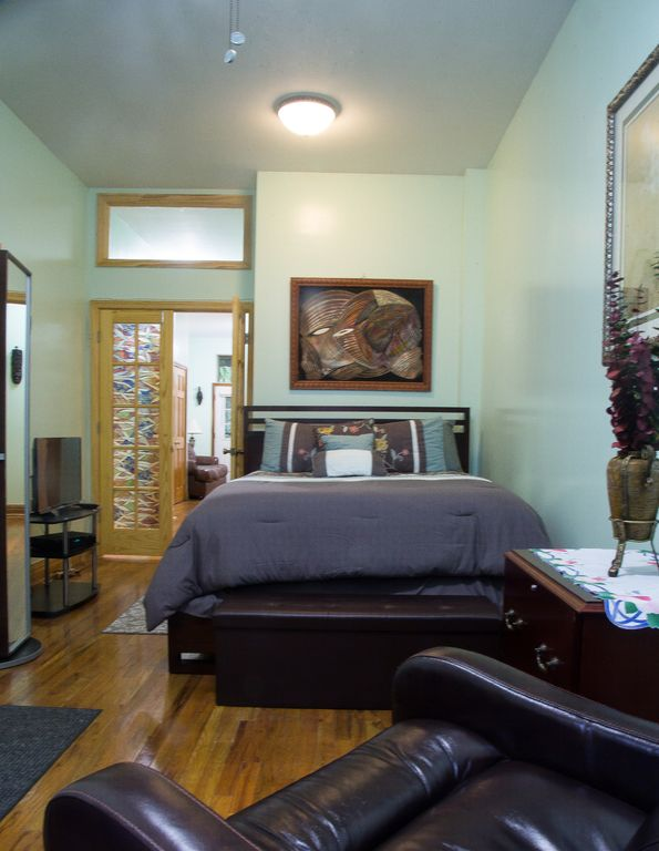 Beautiful One Bedroom Apartment In Classic Brownstone In Harlem New York City Manhattan Mesmerizing One Bedroom Apartments In Manhattan