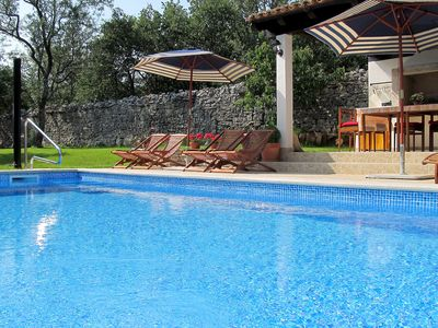 Photo for This 3-bedroom villa for up to 6 guests is located in Porec and has a private swimming pool and Wi-F