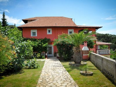 Photo for Holiday apartment with terrace and Internet