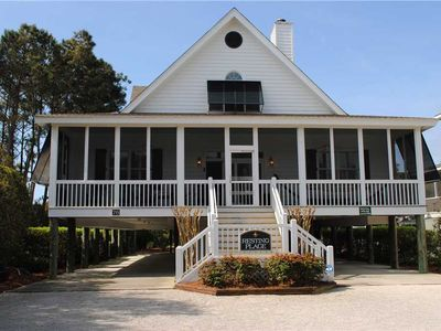 Photo for Resting Place: 6 BR / 6 BA house in Pawleys Island, Sleeps 15
