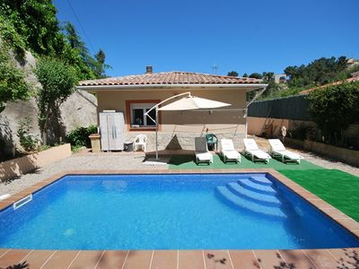 Photo for Club Villamar - Nice villa with private pool.