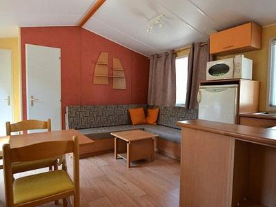 Photo for Camping Coeur d'Ardèche *** - Mobil Home 3 Rooms 5/7 People