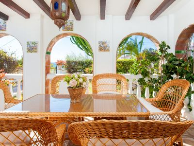 Photo for Vacation home Sirena 89 in Benajarafe - 6 persons, 3 bedrooms