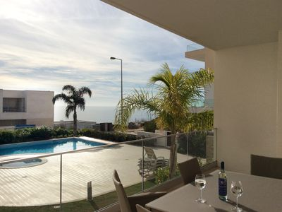 Photo for Luxury 3-Bed Ocean View Apartment - 5 mins walk to the beach