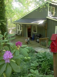 Photo for 2BR Cabin Vacation Rental in Newland, North Carolina
