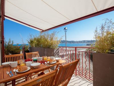 Photo for New - Beautiful House 1100sqf with Full Sea View Terrace.