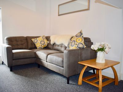 Photo for Cosy 3 Bedroom Apartment in Dublin City Centre - Three Bedroom Apartment, Sleeps 5