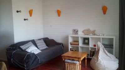 Photo for T2 apartment for rent in Morgat wood