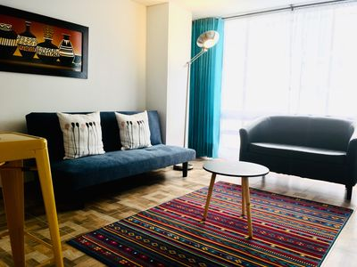 Photo for Great and Cozy Apt in Chapinero.  Near G zone. The perfect spot!