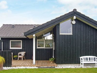 Photo for Beautiful Holiday Home in Nordborg with Roofed Terrace