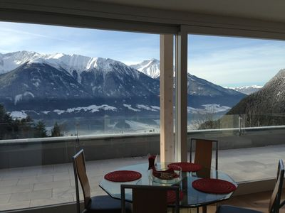 Photo for Modern apartment with stunning panoramic views