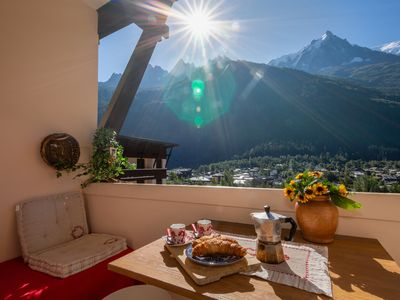 Photo for Apartment Vacation Rental in Chamonix