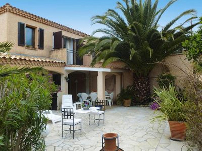 Photo for Semi-detached house, Ste Maxime  in Var - 6 persons, 3 bedrooms