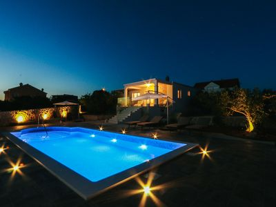 Photo for Whole villa with heated pool just for you.....