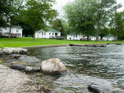 Photo for Waterfront Cottages on Buckhorn Lake - Cottage 9