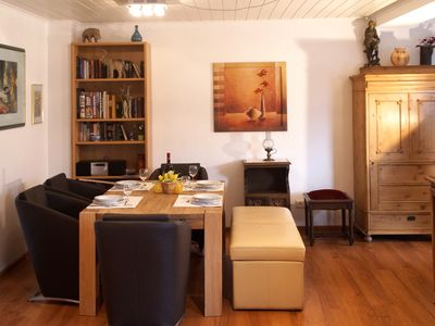 Photo for Beautiful 4 star **** apartment overlooking the Moselle. 4 People