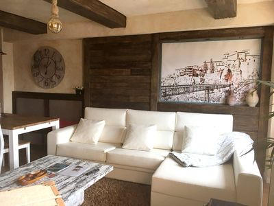 Photo for Homerez last minute deal - Nice apt in Cuenca and Wifi