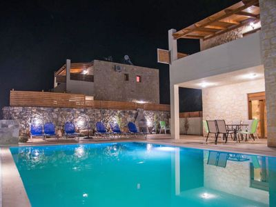 Photo for Vacation home Villa Coral in Bali, Rethymnon - 6 persons, 3 bedrooms