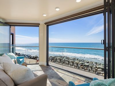 Photo for Luxury Oceantfront rental, 5br/4ba, Designer Decorated & A/C