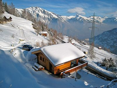 Photo for Vacation home Chalet Petite-Arvine  in La Tzoumaz, Valais - 6 persons, 3 bedrooms