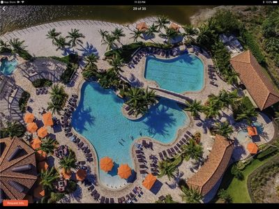 Photo for Experience paradise in a 2 bedroom 2nd floor lakeview condo with TPC GOLF!!!