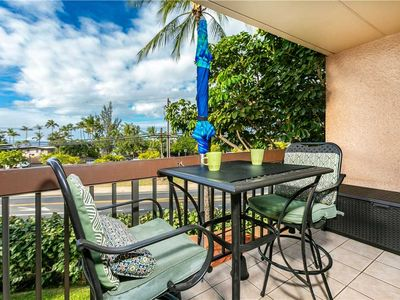 Photo for Bright and Open, 1bd Tropical inspired condo in the heart of Kihei at Maui Vista. V1218