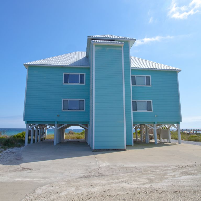 Panhandle Beach House Rentals: Beach House 30A Gulf Front, Perfect For Weddings