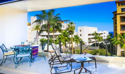 Photo for Contemporary 2BD/2BA Luxury Condo on Medano Beach